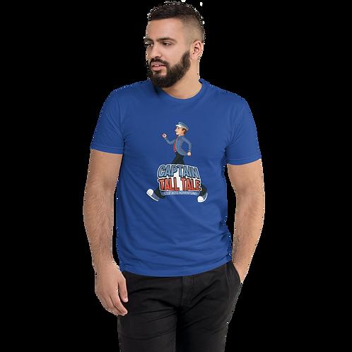 Captain Tall Tale Short Sleeve T-shirt