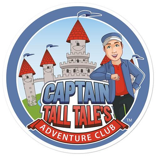 Adventure Club Sticker