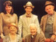 Trip to Bountiful- Signature Theatre.  Lois Smith Horton foote Loren Bidner