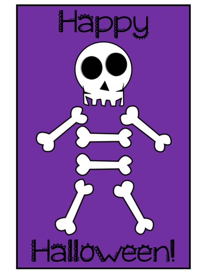 skeleton Station Card