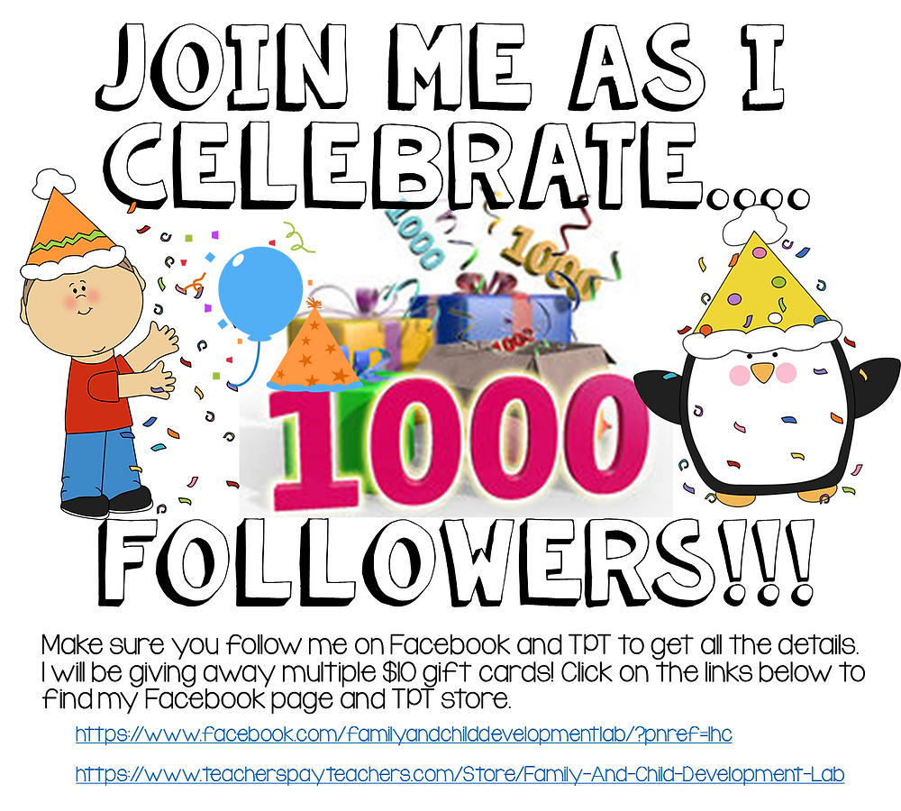 1,000 Followers