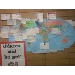 Gingerbread Map