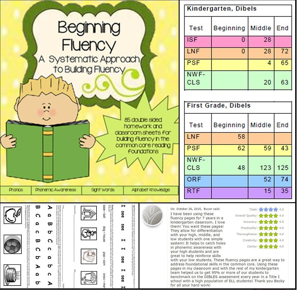 Beginning Fluency