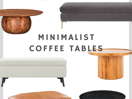 Kid-Friendly Coffee Table RoundUp