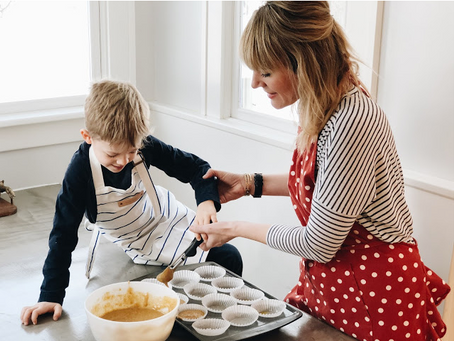Simple Ways to Include your Kids in Everyday Tasks