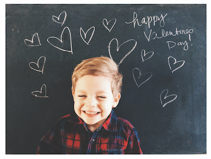 Mom Moments: DIY Valentine