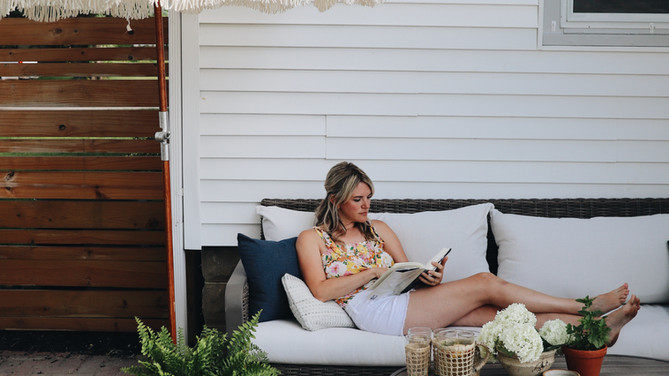 Key Ingredients for Outdoor Entertaining