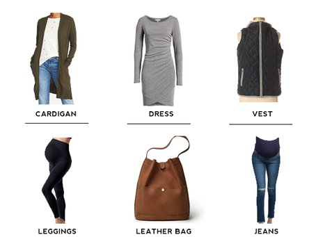 Fall Maternity Style Guide