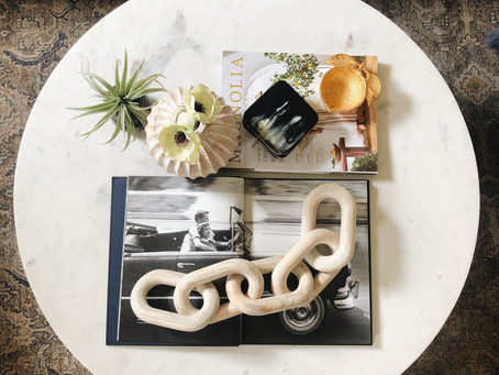Kid-Friendly Coffee Table Styling