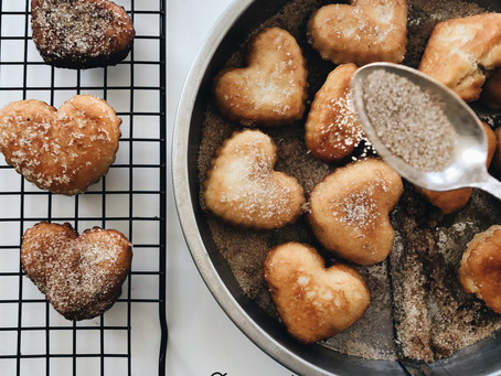Easiest Homemade Donuts