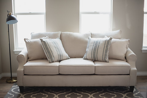 Unbasic Cream Sofa