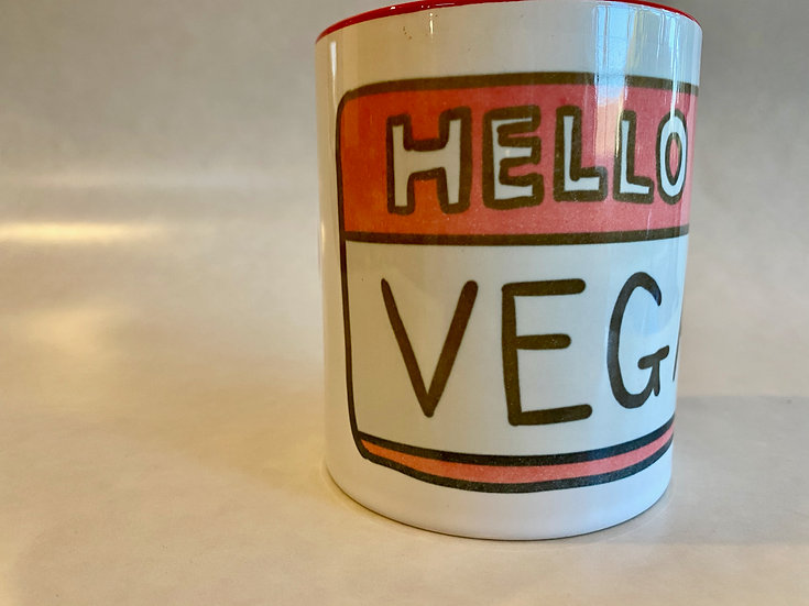 Hello, I'm Vegan