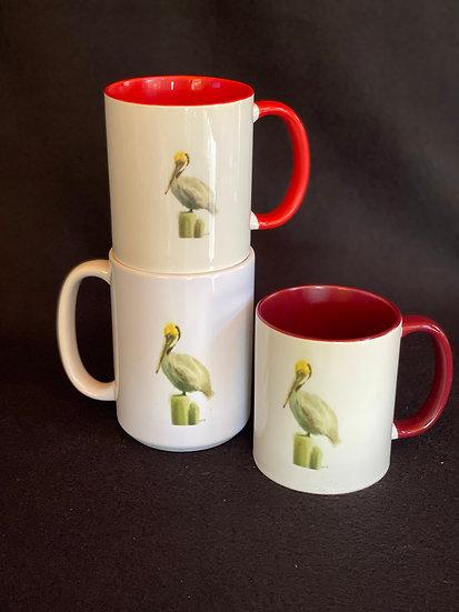 Pelican Mugs