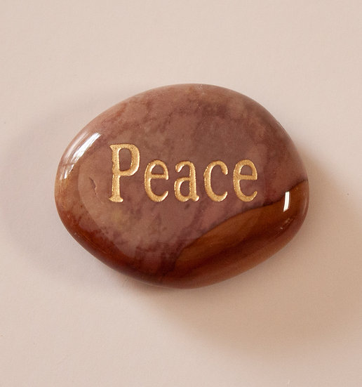 Peace- Picture Jasper Wishstone