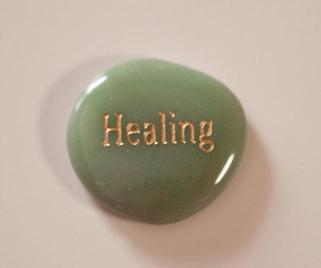 Healing- Aventurine Wish Stone