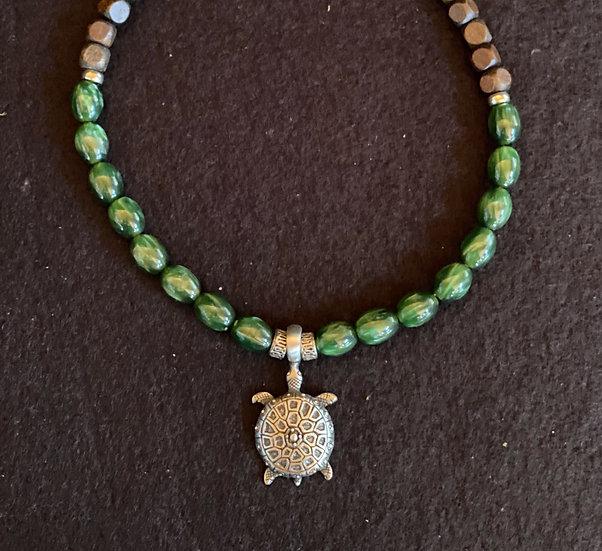 "15"" Turtle necklace"