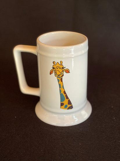 Giraffe Stein