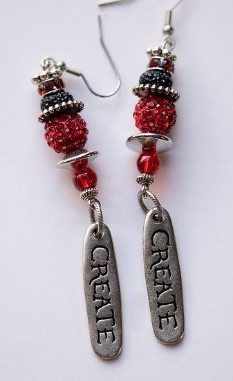 Create Earrings