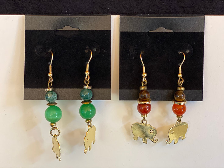 More Little Gold Elephants