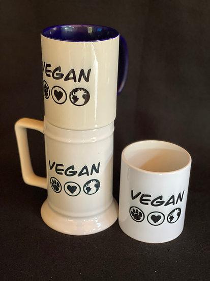 Vegan - Animals, Love, Earth