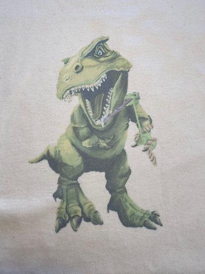 Unisex T-Rex dental hygiene T-Shirt
