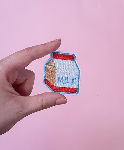 Patch Brique de lait
