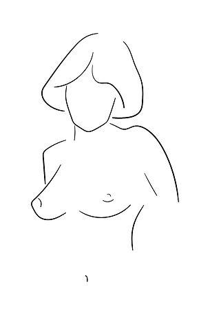 ohmytits, les pots en forme de sein, décoration féministe, seins pour toutes les femmes, pot, téton, décoration intérieur, pot de fleur, seins blancs, seins noirs
