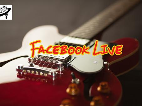 Facebook Live - Artists