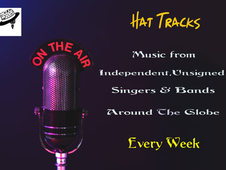 Saturday is here.. it's time to Hat The Tracks