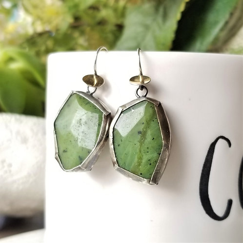 Austin Titus Studio Jade Kuem Boo Earrings
