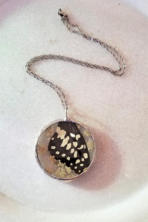 Wendy Padgett Designs Medium Wing & QAL Necklace