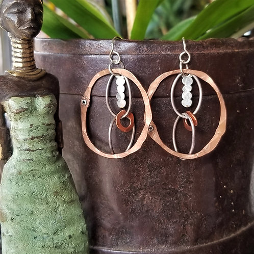 """Boo Bug Jewelry """"Little Bit of This"""" Earrings"""