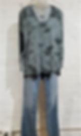 Subtle Luxury Sweater, Silver Jeans