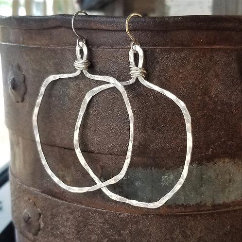 ObscurO Jewelry Medium Verushka Earrings