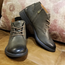 Bussola Toni Boot in Zuccale Olive $100
