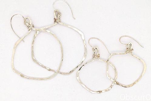 ObscurO Jewelry Large Verushka Earrings