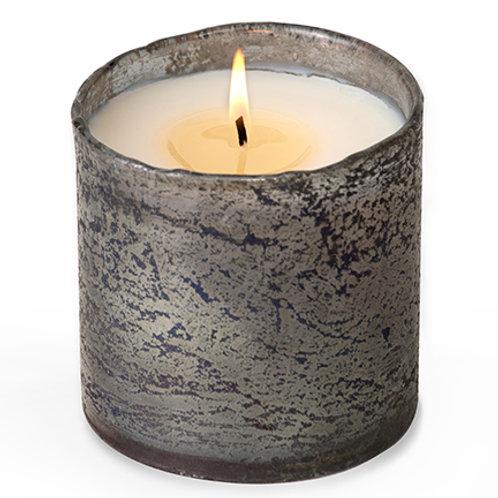 Himalayan Artisan Blown Glass Tumbler- Smokey Grey