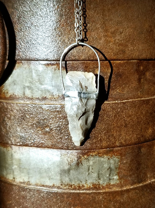 Wendy Padgett Designs Arrowhead Chain Necklace