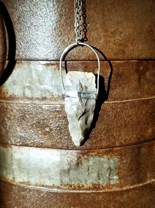 Wendy Padgett Designs Arrowhead Chain Necklace