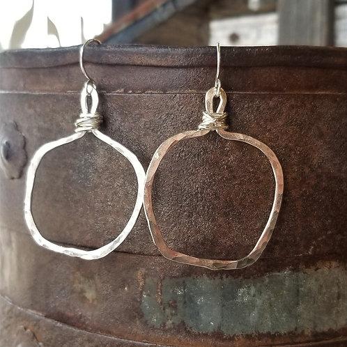 ObscurO Jewelry Small Verushka Earrings
