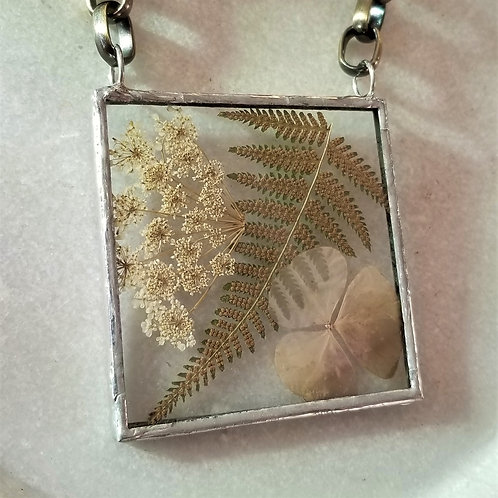 Wendy Padgett Designs XL Square Necklace