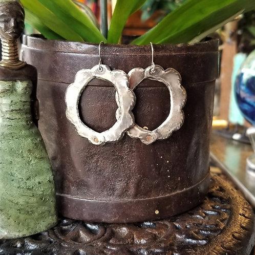 "Boo Bug Jewelry ""Antiquey"" Earrings"