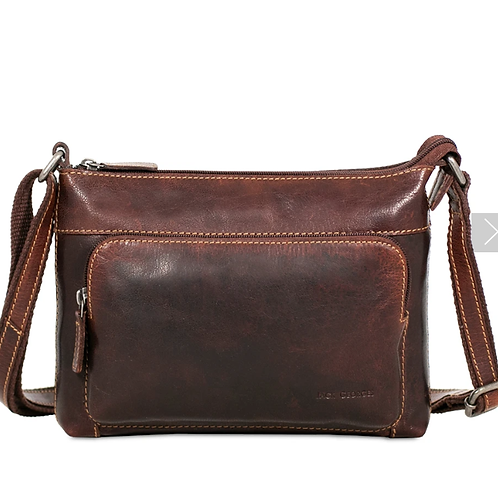 Jack Georges VOYAGER MINI CITY CROSSBODY #7810