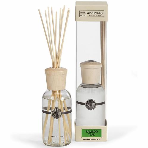 Archipelago Bamboo Teak Diffuser Kit