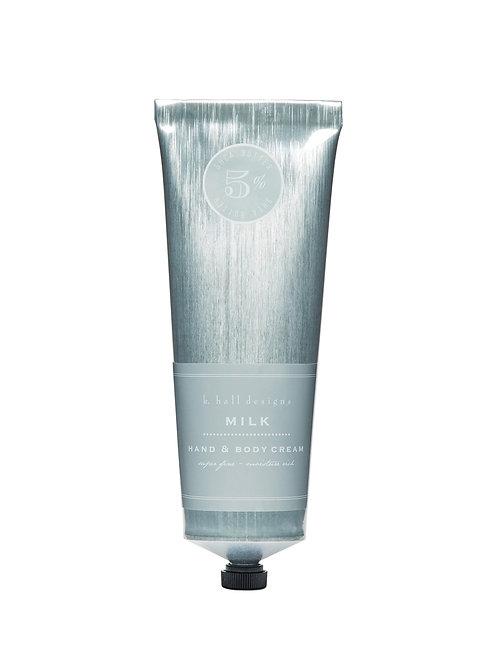 K Hall Studio Milk Hand & Body Cream