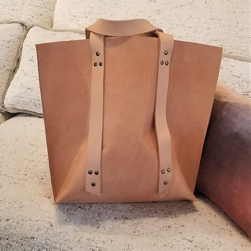 Lemonade Leather Co. Leather Bag