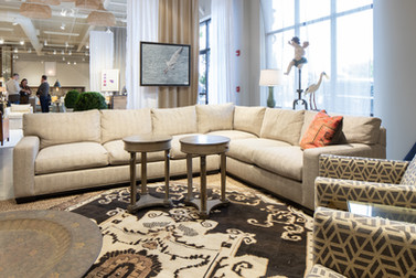 LEE Industries Sectional Sofa