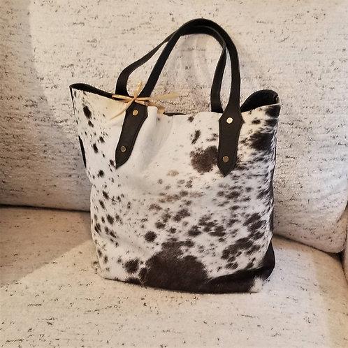 Hairhide Leather Bag