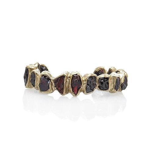 Emilie Shapiro Deep Seafaring Cuff Bracelet