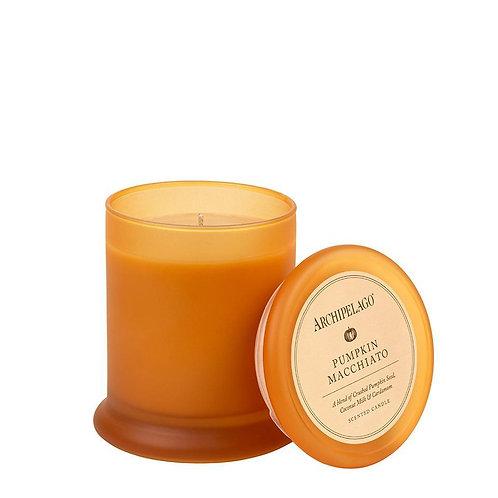 Archipelago Pumpkin Macchiato Jar Candle
